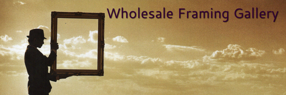Wholesale Framing Gallery Home